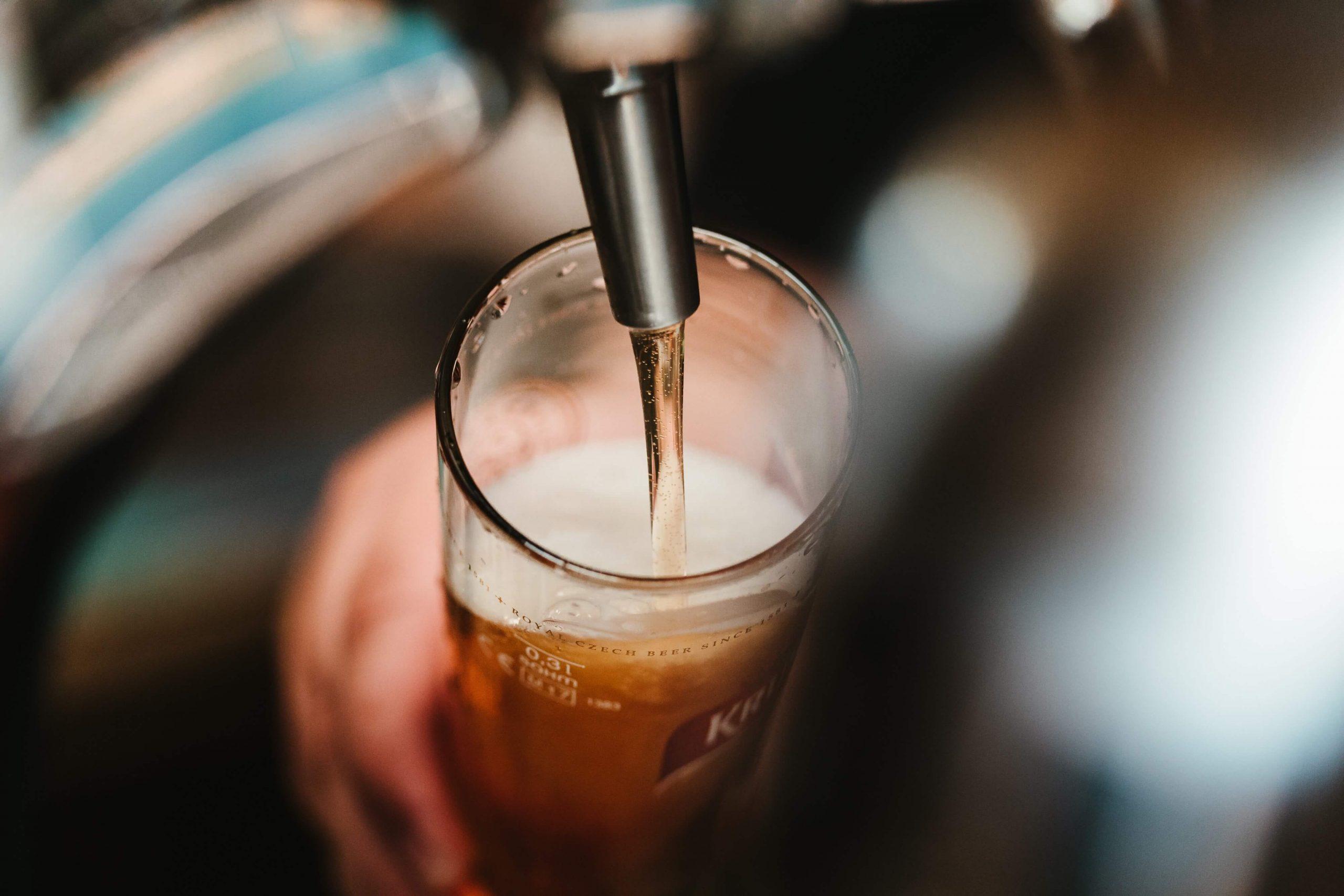 Beer by Bence Boros via Unsplash